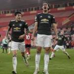 El Manchester United trabaja en la renovación de Cavani. Foto: Sky Sports