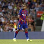 Jean-Clair Todibo entra en la agenda del Everton | FOTO: FC BARCELONA