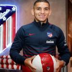 El Atlético tiene una opción de compra por Lucas Torreira
