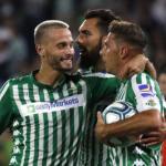 Las tres jugadores que no están a la venta del Real Betis. Foto: Mira Jerez