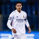 El Madrid rebaja el precio de salida de Varane