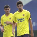 "El Barcelona del futuro va tomando forma ""Foto: Sport"""