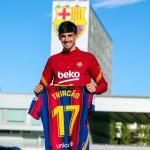 Trincao, el último fracaso de Bartomeu en el Barcelona