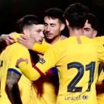 """El posible trueque que se plantean Barça y Juve """"Foto: L'Esportiu"""""""