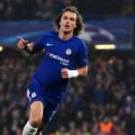 David Luiz con la camiseta del Chelsea / antena3.com.