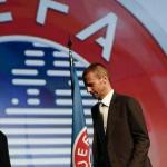 Aleksander Čeferin, presidente de la UEFA. / elespanol.com