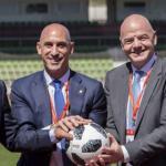 """La lucha sigue, ahora con la UEFA y la FIFA """"Foto: Marca"""""""