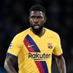 El Barcelona hace entrar en razón a Umtiti / Elcorreo.com
