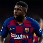 """""""Umtiti, la llave del Barça en el fichaje de Memphis Depay. Foto: Getty Images"""""""