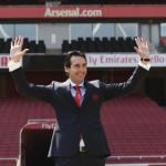 Unai Emery. Foto: Arsenal.com