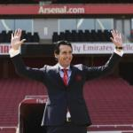 Unai Emery. Foto: Arsenal.com