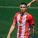 """El delantero al que Betis y Valencia siguen muy de cerca """"Foto: La Voz de Asturias"""""""