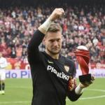 Tomas Vaclik no despeja las dudas en el Sevilla