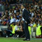 Valverde y Allegri, dos de los entrenadores libres.