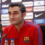Valverde decidirá quien ocupa el lateral zurdo del Barcelona / FCBarcelona.es