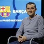 Ernesto Valverde, entrenador del Barcelona / FC Barcelona
