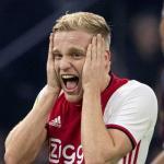 Raiola intenta 'colar' a Van de Beek en la Juve / Foxsports.com