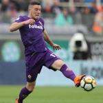 Veretout pasa el reconocimento y ya es jugador de la Roma. Foto: uefa.com