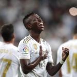 La fortaleza mental de Vinicius en el Real Madrid