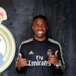 Vinicius cierra bocas en el Real Madrid / RealMadrid.com