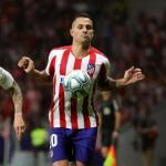 Vitolo quiere marcharse del Atlético / Besoccer.com