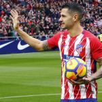 La montaña rusa de Vitolo en el Atlético de Madrid