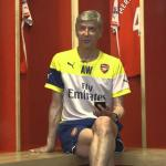 Wenger intentó el fichaje de Messi / Arsenal.com