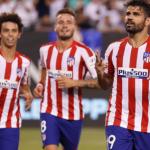 """El Atlético de Madrid ya ha elegido delantero """"Foto: Marca"""""""