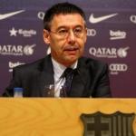 Josep María Bartomeu. Foto: FCBarcelona.