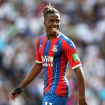 Los clubes que quieren fichar a Wilfried Zaha   FOTO: CRYSTAL PALACE