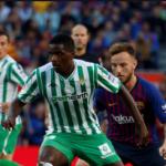 """El Betis intentará dos intercambios de jugadores este verano """"Foto: Mundo Deportivo"""""""