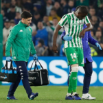 "William Carvalho sufre una hernia discal ""Foto: Jornada Perfecta"""