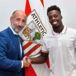 Iñaki Williams renueva hasta 2028 con el Athletic / Twitter