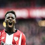 Iñaki Williams celebra un gol / YouTube