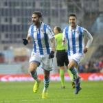 Willian José se queda sin hueco en la Real Sociedad / Laliga.es