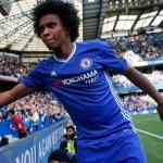 Willian Borges con la camiseta del Chelsea. Foto: Youtube.com