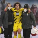 Los 5 posibles sustitutos de Witsel en el Dortmund