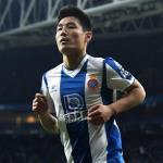 Wu Lei podría ir a la Premier League en verano | FOTO: ESPANYOL