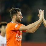 """El fútbol chino logra vencer al coronavirus. Foto: Getty Images"""
