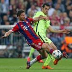 Xabi Alonso o Sergio Busquets: ¿Quién es mejor? | FOTO: FC BARCELONA
