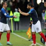 El espectacular XI que formaría Francia con los jugadores no convocados para la Eurocopa. Goal.com