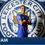 Youri Tielemans en su presentación con el Leicester City. Foto: Youtube.com