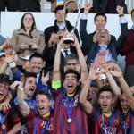 ¿Qué fue de las estrellas del Barcelona que ganó la primera UEFA Youth League?