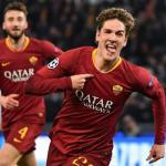 Nicolo Zaniolo, celebrando un gol / twitter