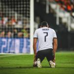 El Zenit hace dudar al Valencia por Guedes. Foto: Plaza Deportiva