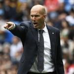 Zidane en un partido de temporadas anteriores / Real Madrid