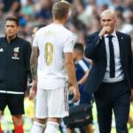 """Zidane deja entrever algunas ideas para el clásico """"Foto: ABC"""""""