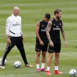 """Zidane presentará novedades en su once este domingo frente al Eibar """"Foto: AS"""""""