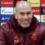 Zidane toma una importante decisión con respecto a su futuro / Realmadrid.com