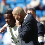 Zidane tiene una decisión que tomar.